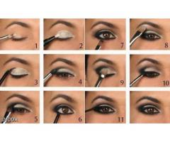 Pinceaux Make Up (kit pinceaux maquillage professionnel)