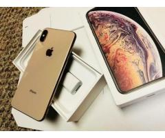 Apple iPhone Xs Max 512GB $300 Whatsapp : +18566810896